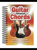 Advanced Guitar Chords: Easy-To-Use, Easy-To-Carry, One Chord on Every Page