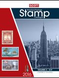 Scott Catalogue Volume 2 - (Countries C-F): Standard Postage Stamp Catalogue