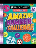 Brain Games Puzzles for Kids - Amazing Number Challenge