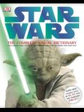 Star Wars: The Complete Visual Dictionary: The Ultimate Guide to Characters and Creatures from the Entire Star Wars Saga