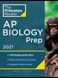 Princeton Review AP Biology Prep, 2021: 3 Practice Tests + Complete Content Review + Strategies & Techniques