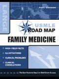 USMLE Road Map: Family Medicine (LANGE USMLE Road Maps)
