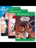 World of Reading Level 1 Set 3 (Set)