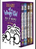 Diary of a Wimpy Kid Box of Books, Books 5-7 & the Do-It-Yourself Book