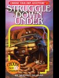 Struggle Down Under [With Infinite Realms Cards]