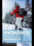 Snowshoe Routes Washington, 3rd Ed.
