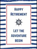 Retirement book to sign (Hardcover): Happy Retirement Guest Book, thank you book to sign, leaving work book to sign, Guestbook for retirement, message