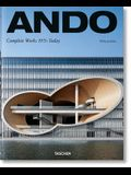 Ando. Complete Works 1975-Today, 2019 Edition