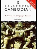 Colloquial Cambodian the Complete Course for Beginners [With CDROM]