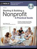 Starting & Building a Nonprofit: A Practical Guide (Starting & Building a Nonprofit (W/CD))