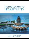 Introduction to Hospitality Plus Mylab Hospitality with Pearson Etext -- Access Card Package
