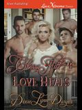 Cherry Hill 4: Love Heals (Siren Publishing Lovextreme Forever)