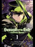 Seraph of the End, Volume 1: Vampire Reign