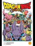 Dragon Ball Super, Vol. 7, Volume 7