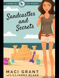 Sandcastles and Secrets: A Nanny Blu Cozy Mystery