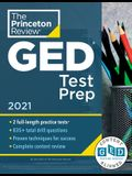 Princeton Review GED Test Prep, 2021: Practice Tests + Review & Techniques + Online Features