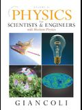 Physics for Scientists & Engineers Vol. 2 (CHS 21-35) with Mastering Physics