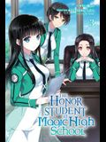 The Honor Student at Magic High School, Volume 3