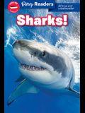 Ripley Readers Level1 Sharks, 1