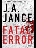 Fatal Error: A Novel (Ali Reynolds)
