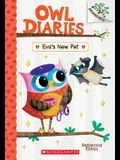 Eva's New Pet: A Branches Book (Owl Diaries #15), 15