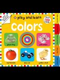 Play and Learn: Colors: First 100 Words, with Lots of Fun Novelties
