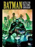 Batman Battle For The Cowl Companion TP