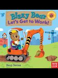 Bizzy Bear: Let's Get to Work!