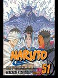 Naruto, Vol. 51, 51