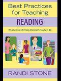 Best Practices for Teaching Reading: What Award-Winning Classroom Teachers Do