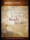 Teacher's Study Bible-KJV