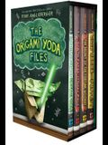 The Origami Yoda Files: Boxed Set