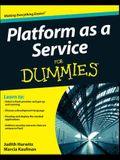 Platform as a Service For Dummies (For Dummies (Computer/Tech))