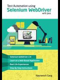 Test Automation using Selenium WebDriver with Java: Step by Step Guide