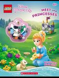 Meet the Princesses (Lego Disney Princess: Activity Book with Minibuild)