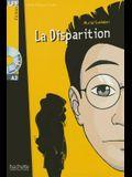 La Disparition + CD Audio (Gutleben)