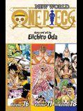 One Piece (Omnibus Edition), Vol. 26, Volume 26: Includes Vols. 76, 77 & 78