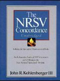 NRSV Concordance Unabridged: Including the Apocryphal/Deuterocanonical Books