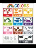World of Eric Carle(tm) Colors Chart
