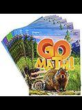 Multi-Volume Student Edition Bundle Grade 4 2015