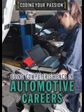 Using Computer Science in Automotive Careers
