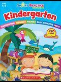 Smart Practice Workbook: Kindergarten