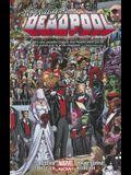 Deadpool Volume 5: Wedding of Deadpool (Marvel Now)