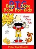 Best BIG Joke Book For Kids: Hundreds Of Good Clean Jokes, Brain Teasers and Tongue Twisters For Kids