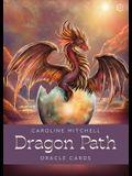 Dragon Path Oracle Cards: A 33 Card Deck & Guidebook