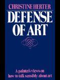 Defense of Art