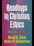 Readings in Christian Ethics: Volume 2: Issues and Applications