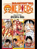 One Piece (Omnibus Edition), Vol. 20, Volume 20: Includes Vols. 58, 59 & 60
