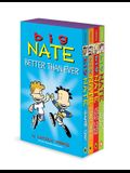 Big Nate Better Than Ever: Big Nate Box Set Volume 6-9