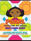 Pearl and her Gee's Bend Quilt Coloring and Activity Book